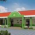 新學校的模型.jpg