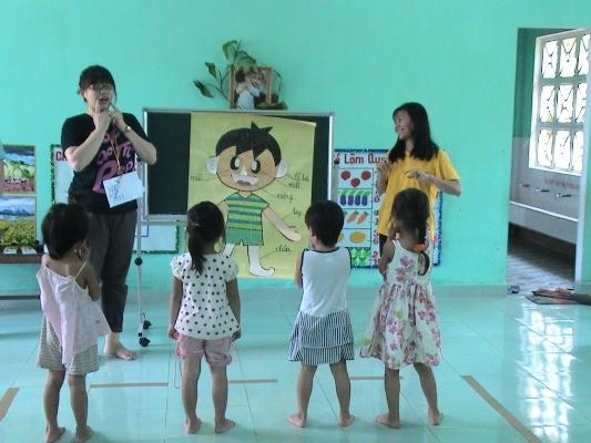 元智為孩童舉辦活動.JPG