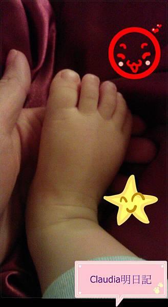 Alvin的小腳ㄚ