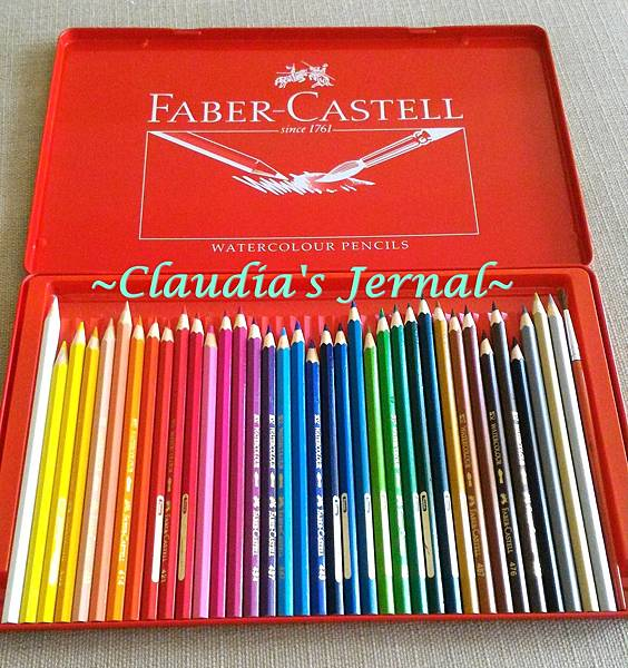 Faber-Castell Watercolor
