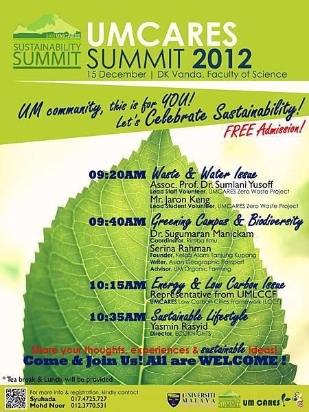 UM summit