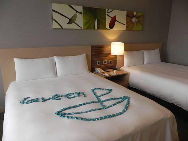 煙波飯店中的綠色方舟003