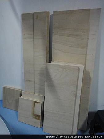 電器櫃-木料