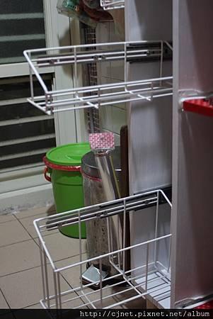 電器櫃-拉籃