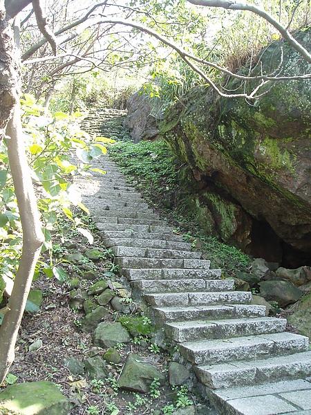 金瓜石緩慢樓梯