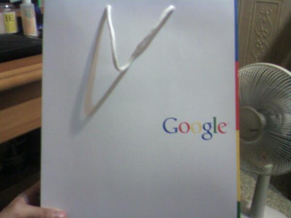 Google 手提袋