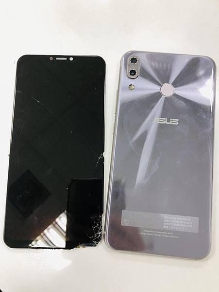 ZenFone 5Z更換面板.jpg