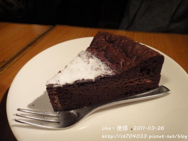 kiki cafe-布朗尼.JPG