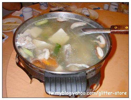 菊元日本料理-薑絲魚湯1.JPG