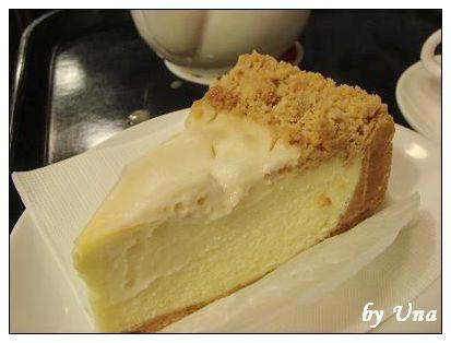 拉堤極品咖啡-優格芝士蛋糕.JPG