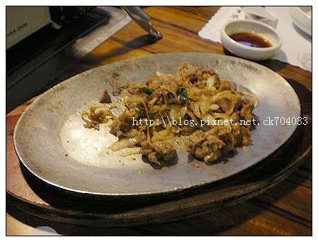 台中市李家長壽韓國料理餐廳-加味烤肉250元.JPG