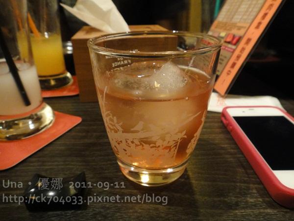 醐同燒肉-紫蘇梅酒.JPG