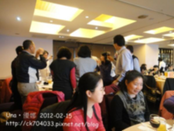 新光三越站前店新葡苑2012春酒1