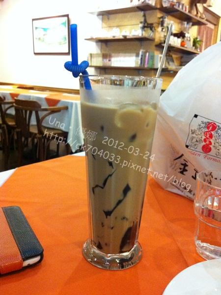 巴登咖啡台北天母店-霜凍冰咖啡