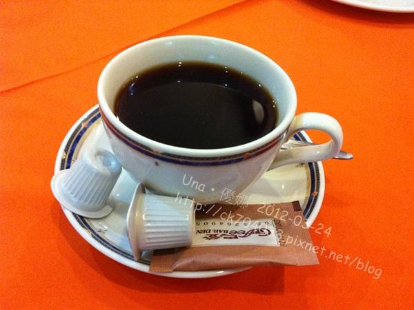 巴登咖啡台北天母店-藍山咖啡