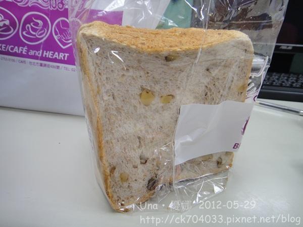 非凡精緻蛋糕-全麥核桃吐司2