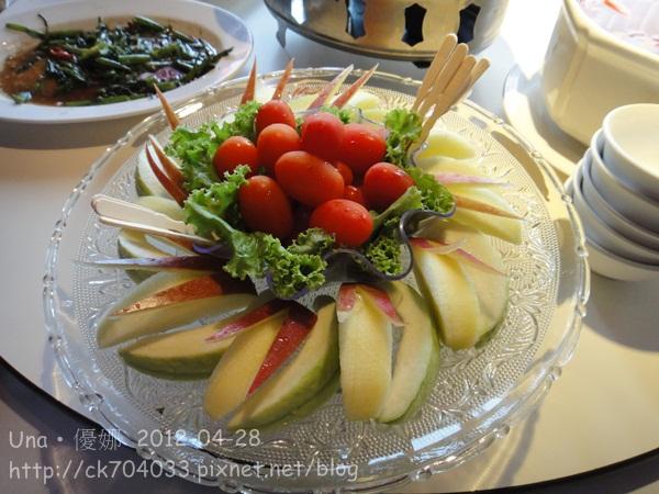 泰正點泰式料理餐廳10人合菜水果