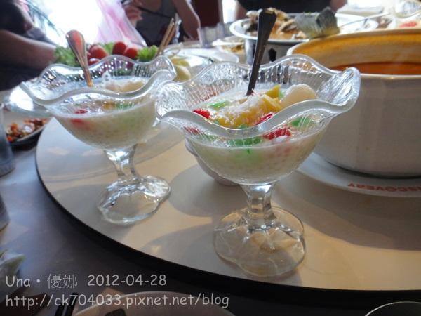 泰正點泰式料理餐廳10人合菜甜點
