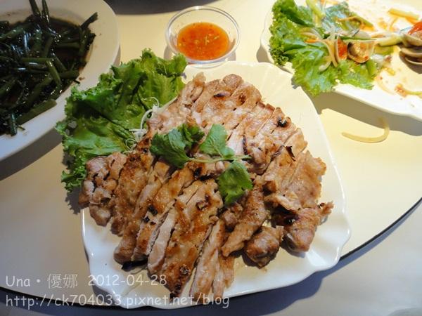 泰正點泰式料理餐廳-泰式烤雞腿