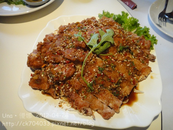 泰正點泰式料理餐廳-椒麻雞