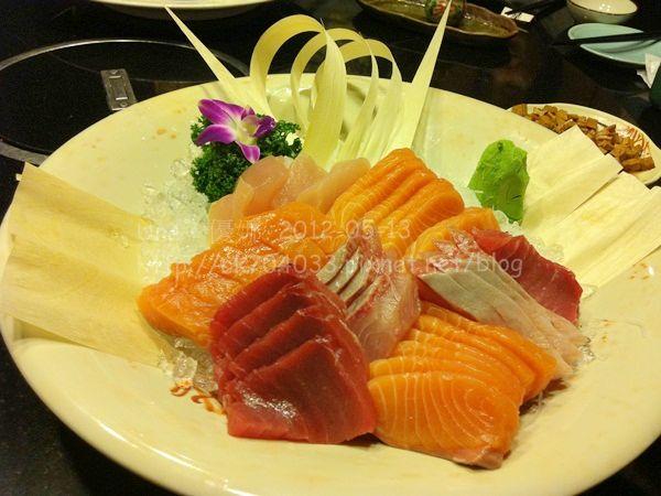 101年母親節聚餐-春日日本料理1