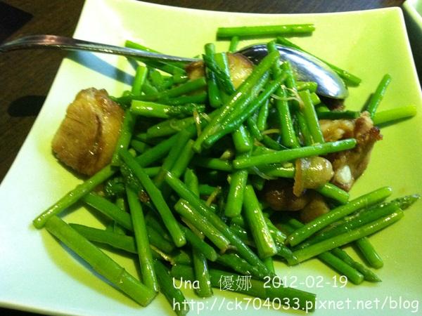 蘭那泰式餐廳(台北板橋店)脆皮炒蘆筍