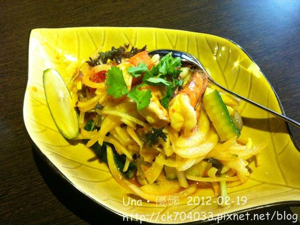 蘭那泰式餐廳(台北板橋店)涼拌海鮮