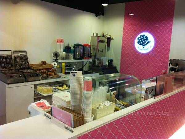 玻爾鬆餅-誠品站前旗艦店2