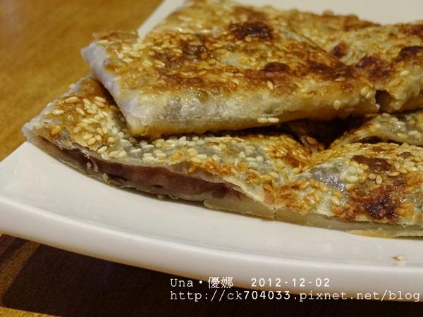雞窩餐廳-豆沙鍋餅2