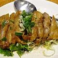 雞窩餐廳-油淋去骨雞