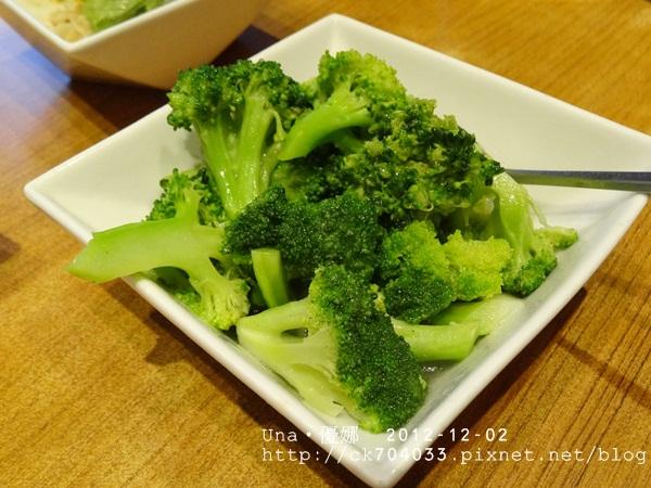 雞窩餐廳-清炒花椰菜