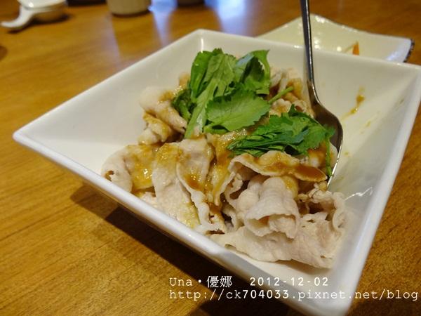 雞窩餐廳-蒜泥白肉