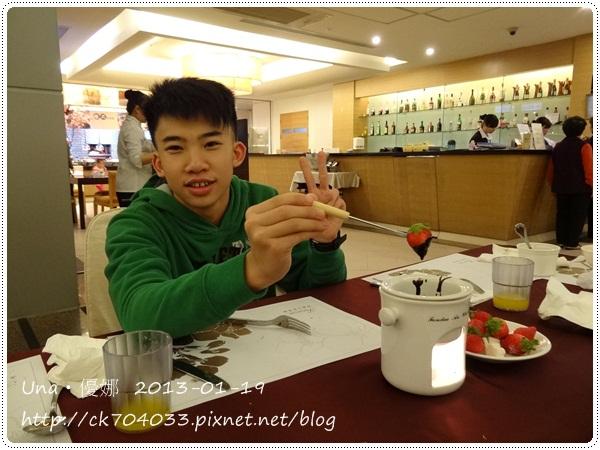耐斯王子大飯店7F 萬國百匯餐廳自助餐2