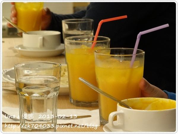 102.2.13 GoGo Pasta敦南店-芒果汁