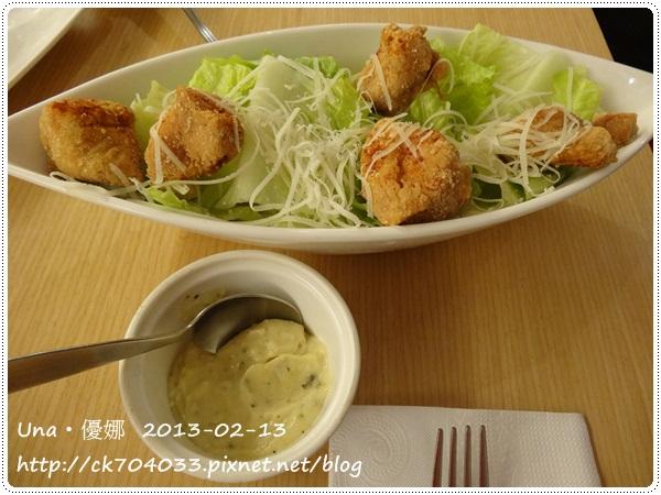 102.2.13 GoGo Pasta敦南店-雞肉凱薩沙拉