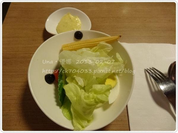 102.2.7 米塔義式廚房(凱撒店)MITA PASTA-沙拉