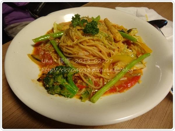 102.2.7 米塔義式廚房(凱撒店)MITA PASTA-茄汁蔬菜義大利麵