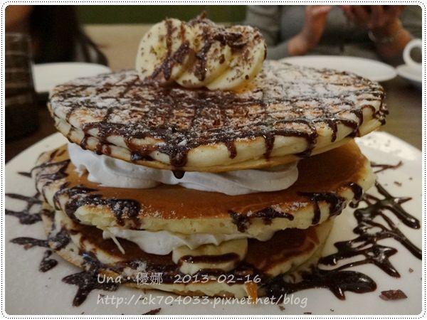 102.2.16方糖咖啡館-香蕉巧克力蛋糕2
