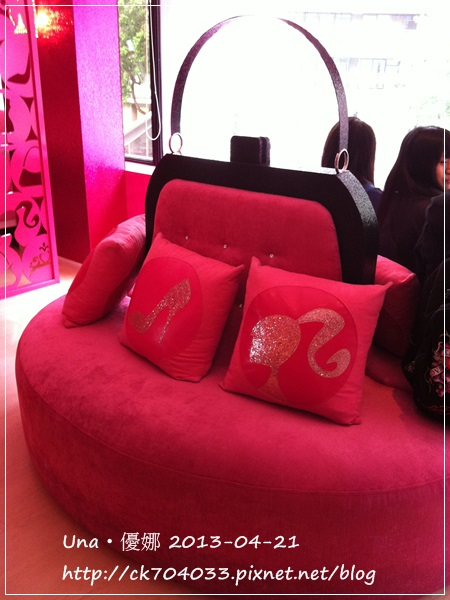 Barbie Cafe芭比餐廳3