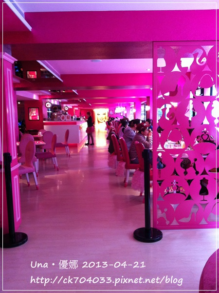 Barbie Cafe芭比餐廳4