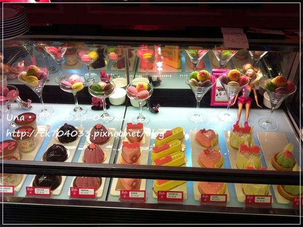 Barbie Cafe芭比餐廳5