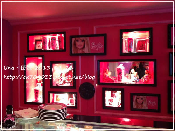 Barbie Cafe芭比餐廳6