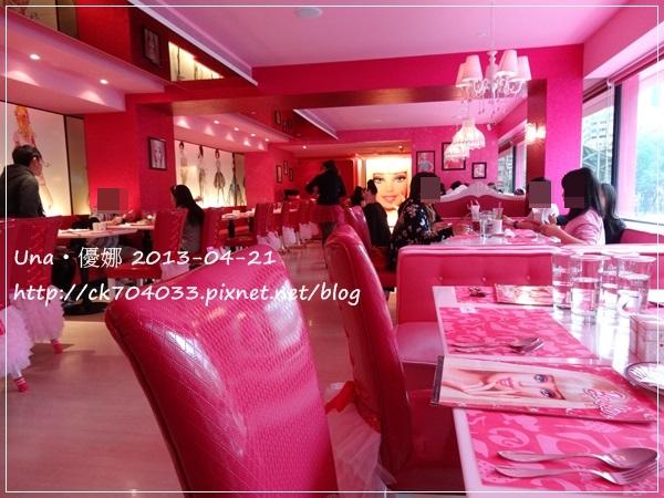 Barbie Cafe芭比餐廳9