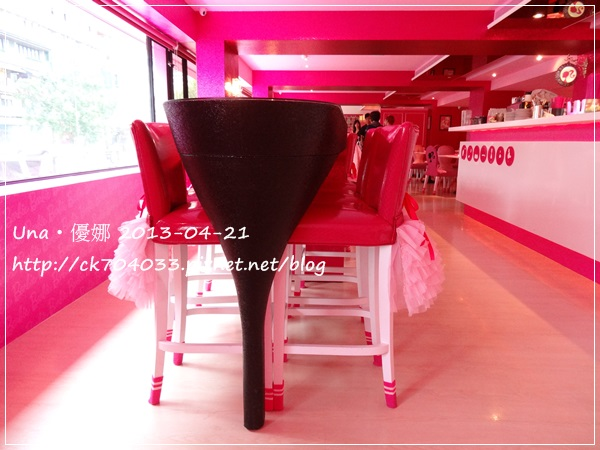 Barbie Cafe芭比餐廳10