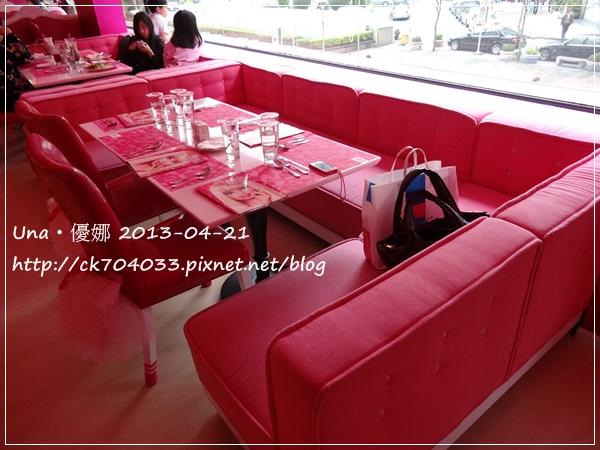 Barbie Cafe芭比餐廳12