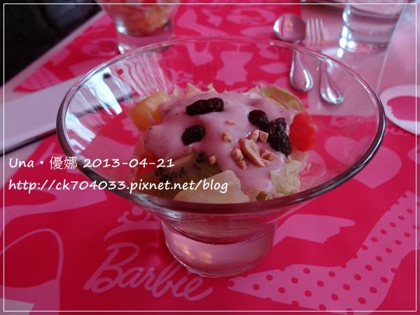 Barbie Cafe芭比餐廳-沙拉(套餐)