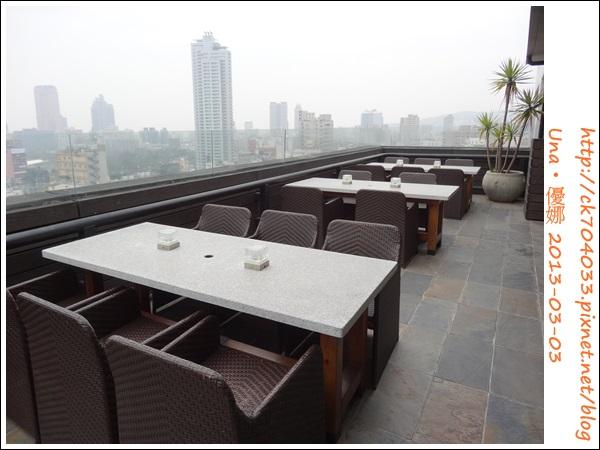 高雄HOTEL DUA飯店etage 15午餐7