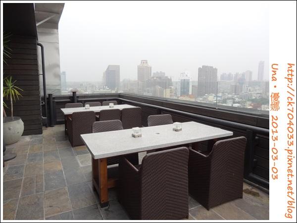 高雄HOTEL DUA飯店etage 15午餐9