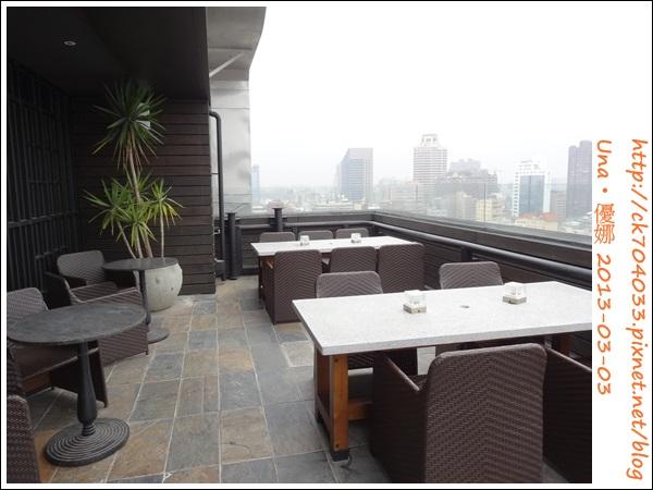 高雄HOTEL DUA飯店etage 15午餐11