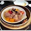 高雄HOTEL DUA飯店-悅品中餐廳-南瓜蒸肉排